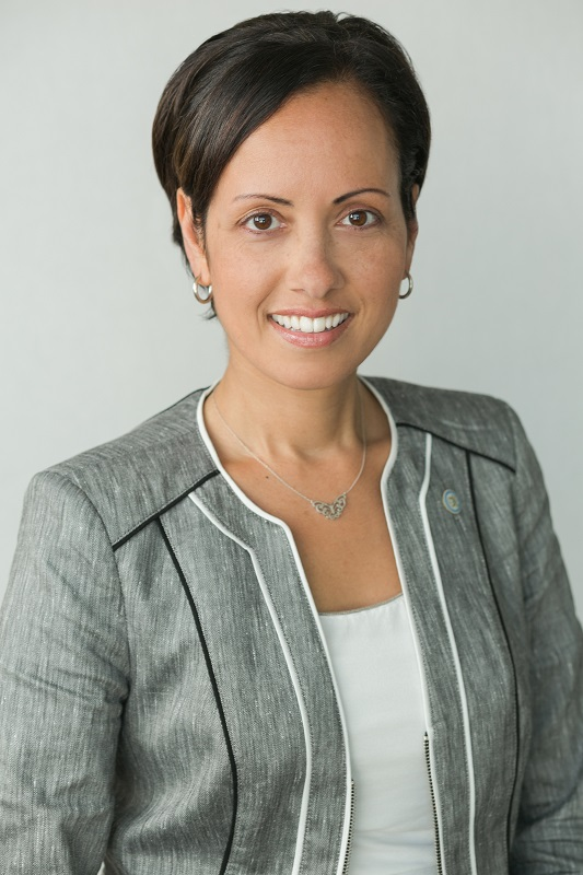 Jasmine Hayes, USICH Deputy Director
