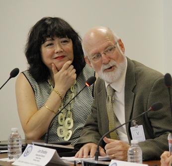 Mary Li and Jon Bradley, Community Presenters