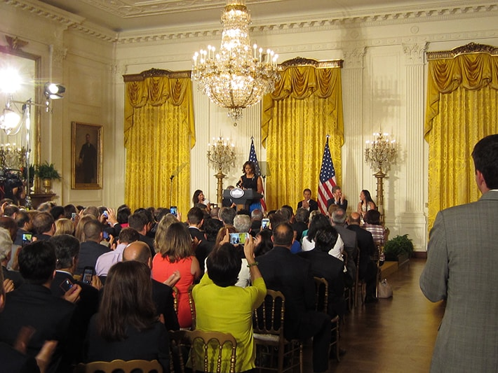 FLOTUS mayors challenge June 4 washington dc