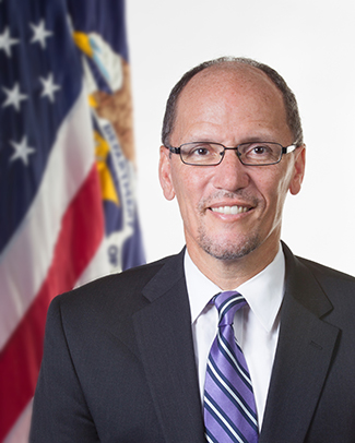 Thomas Perez Secretary of the U.S. Department of Labor USICH Council Chairman